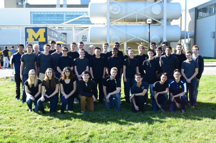 Autonomy Team Photo